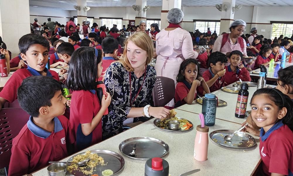 Teach Abroad India, Marianna Mercer, 2018