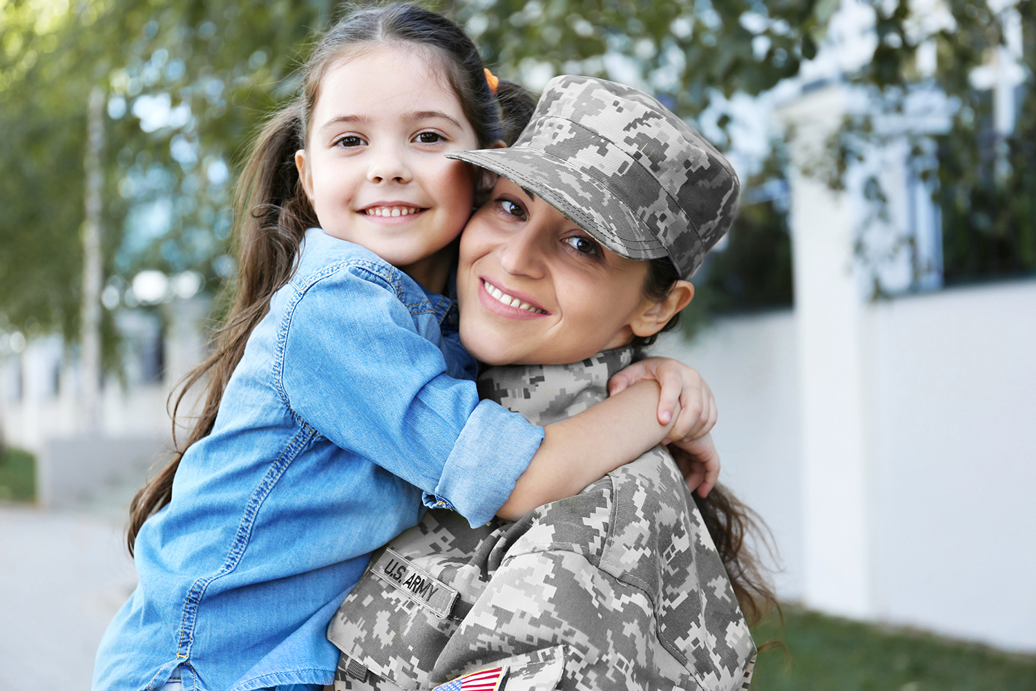 ParentLink military families