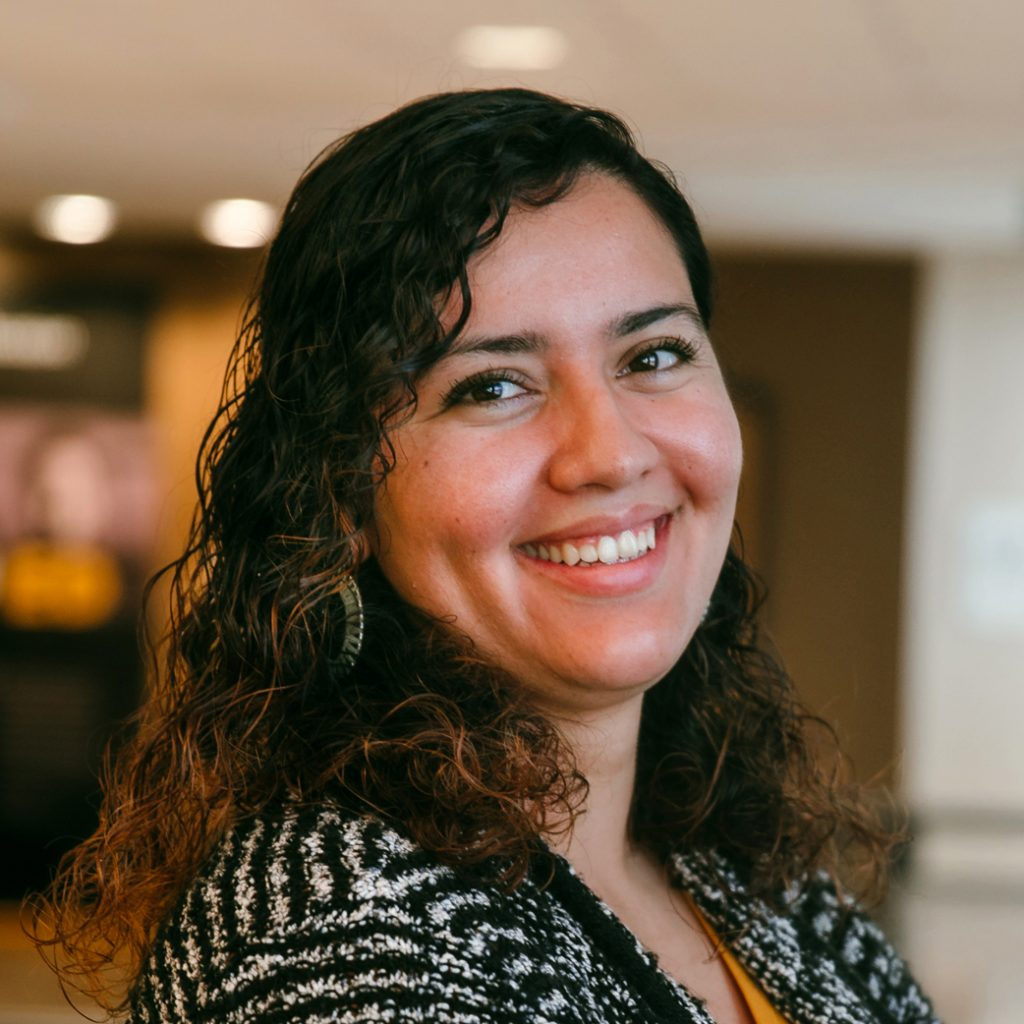 2021 Education Awards, March 22-26, University of Missouri College of Education, Professional Staff Inclusion, Diversity & Equity Award, Ana Galicia, Assistant Director, Office of Field Experience