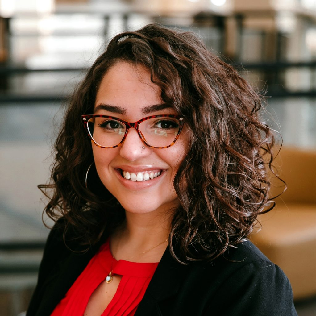 2021 Education Awards, March 22-26, University of Missouri College of Education, Graduate Student Inclusion, Diversity & Equity Award, Sarah de Marchena, Doctoral Candidate, Educational, School & Counseling Psychology