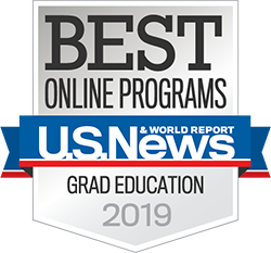 U.S. News & World Report, Best Online Programs, Grad Education 2019, University of Missouri College of Education, Best Graduate Degree Programs