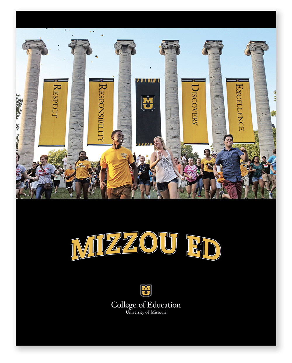 University of Missouri College of Education Viewbook 2017