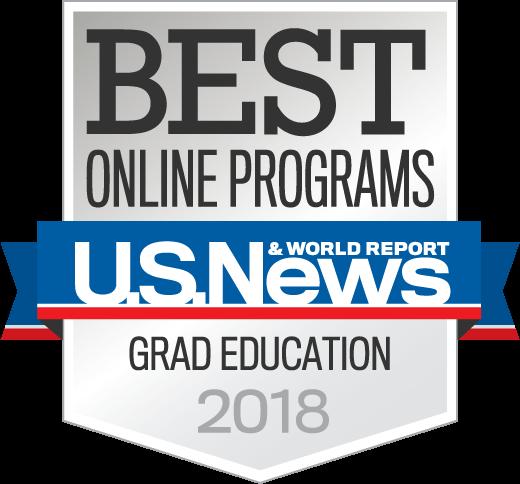Best Online Programs U.S. News & World Report Graduate Education 2018