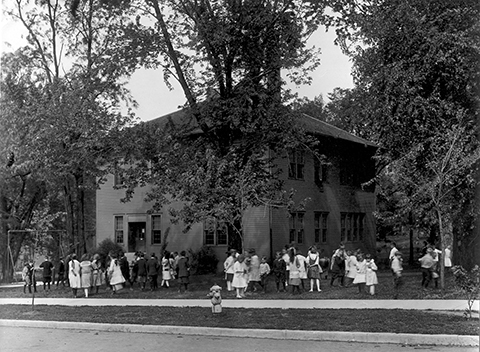 University Lab School, 1912-1924