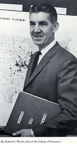 Dean Bob Woods