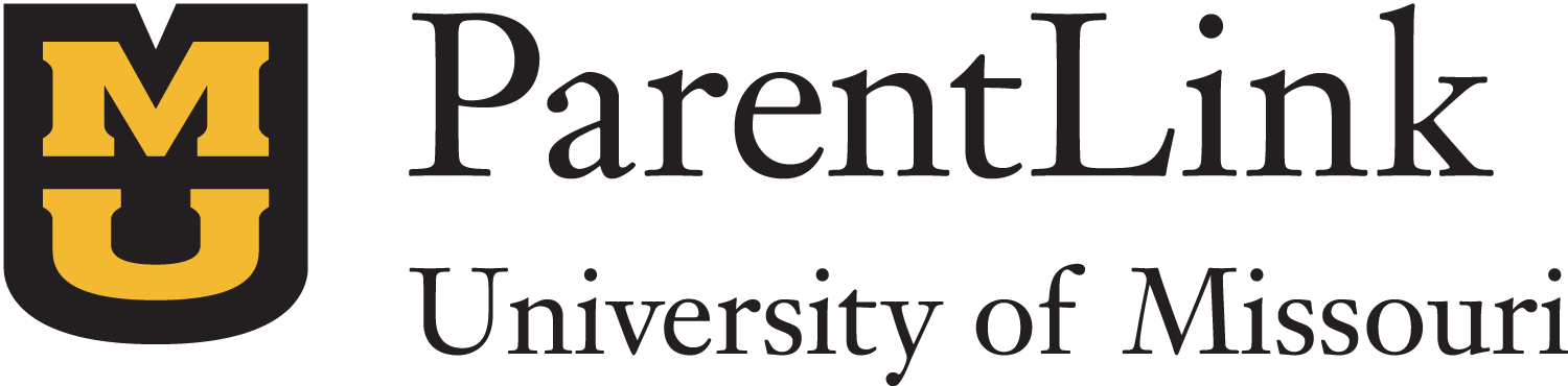 ParentLink moved from MU Extension to the College of Education. Originally established in 1989, ParentLink offers parenting information and support to all Missourians and serves families and professionals across the state. ParentLink logo