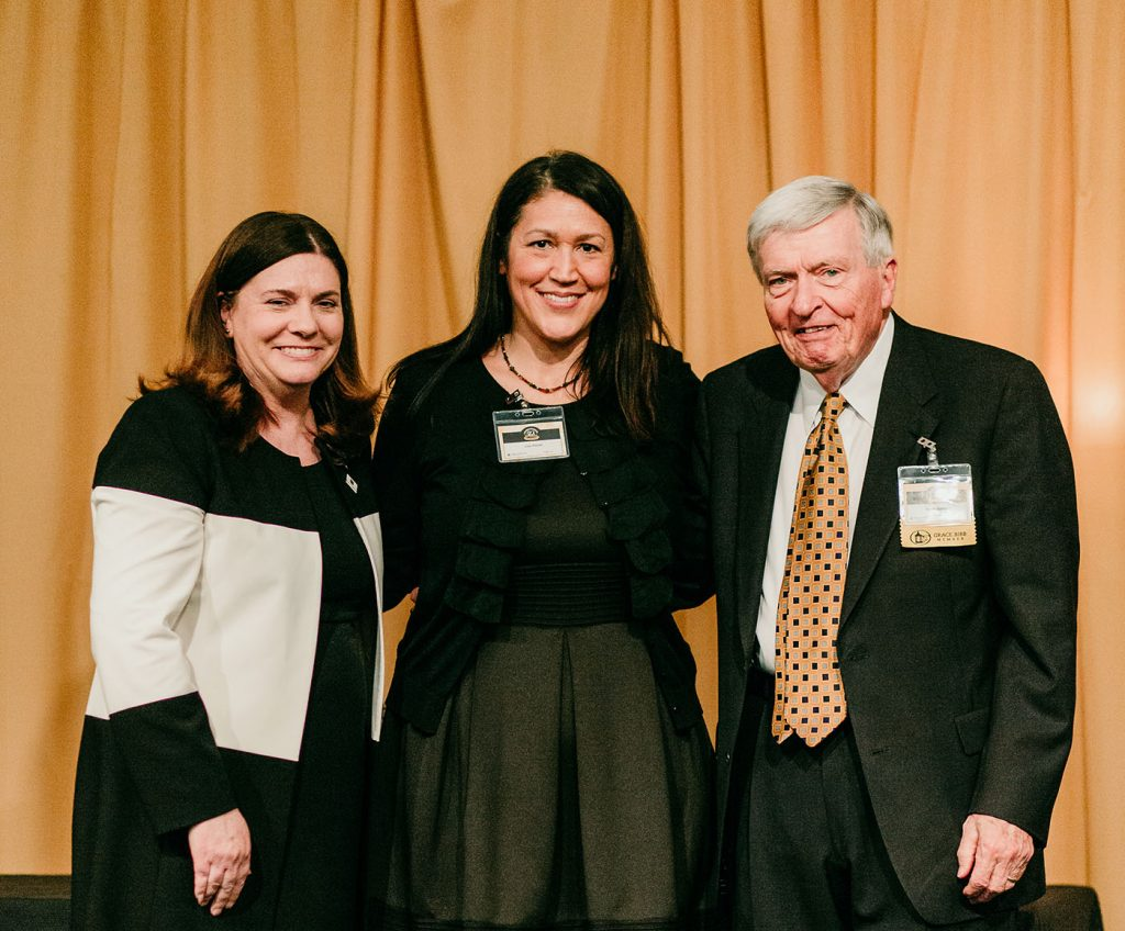 Inaugural recipient of the Norman C. Gysbers, Ph.D. Faculty Fellow in Counseling Psychology is Lisa Flores, a professor and program training director in the Department of Educational, School & Counseling Psychology, University of Missouri College of Education