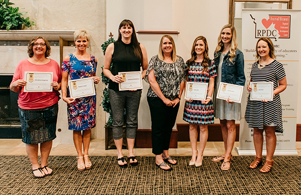 Regional Teacher of the Year Nominees