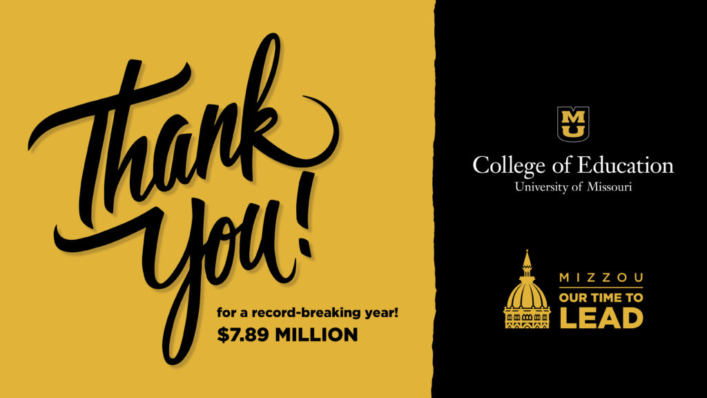 Thank you for a record breaking year! $7.89 million