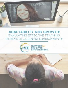Adaptability and Growth: Evaluating Effective Teaching in Remote Learning Environments
