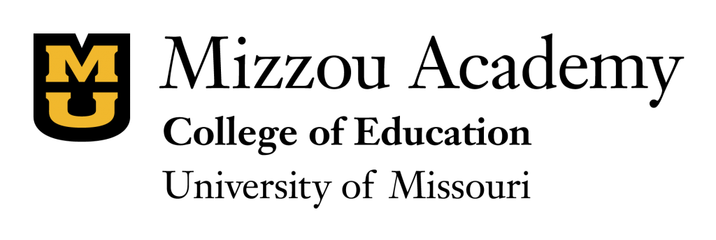 Mizzou Academy unit signature