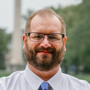 Wesley Dotson, Associate Professor, University of Missouri College of Education, Department of Special Education