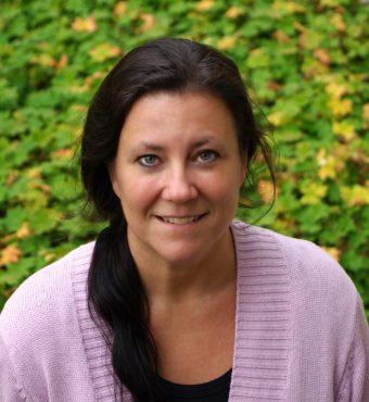 A photo of Eva Mårell-Olsson