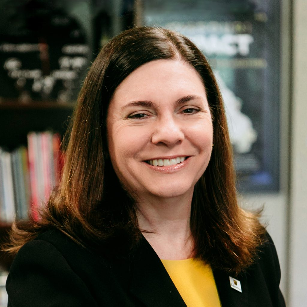 2021 Education Awards, March 22-26, University of Missouri College of Education, Honorary Alumni, Dr. Kathryn Chval, Professor, Learning, Teaching & Curriculum, Former College of Education Dean