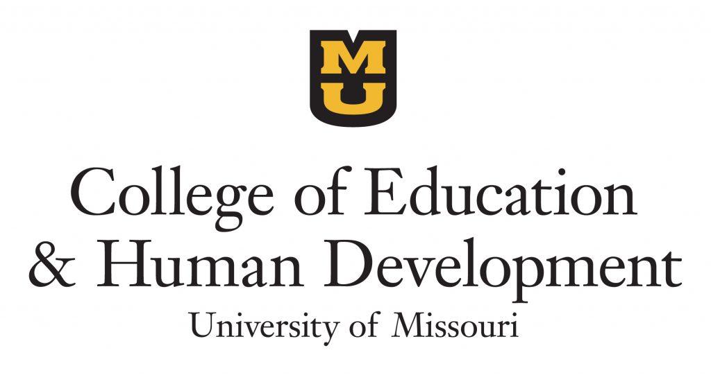 MU College of Education & Human Development, University of Missouri logo