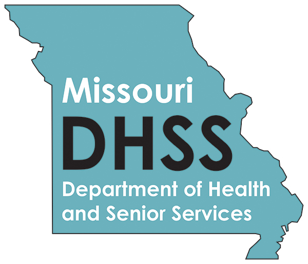 Missouri DHSS Department of Health and Senior Services logo