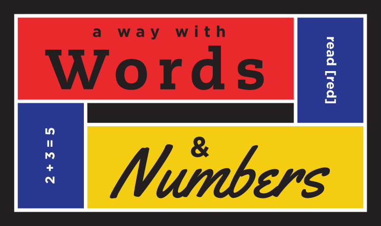A Way With Words & Numbers tutoring program logo