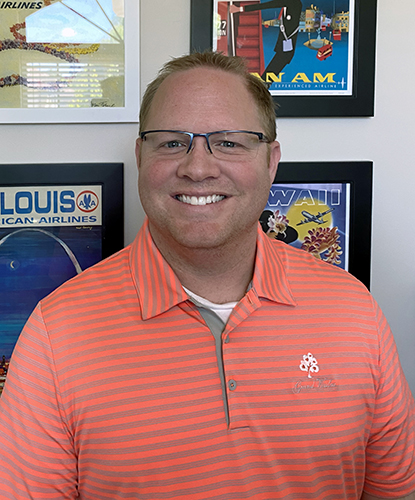 Seth Lammers, IT Manager, University of Missouri College of Education, May 2020 Porter Graham Staff Excellence Award Winner
