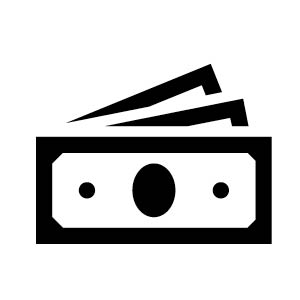 bills money icon