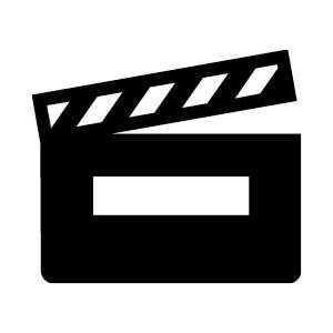 recording film icon