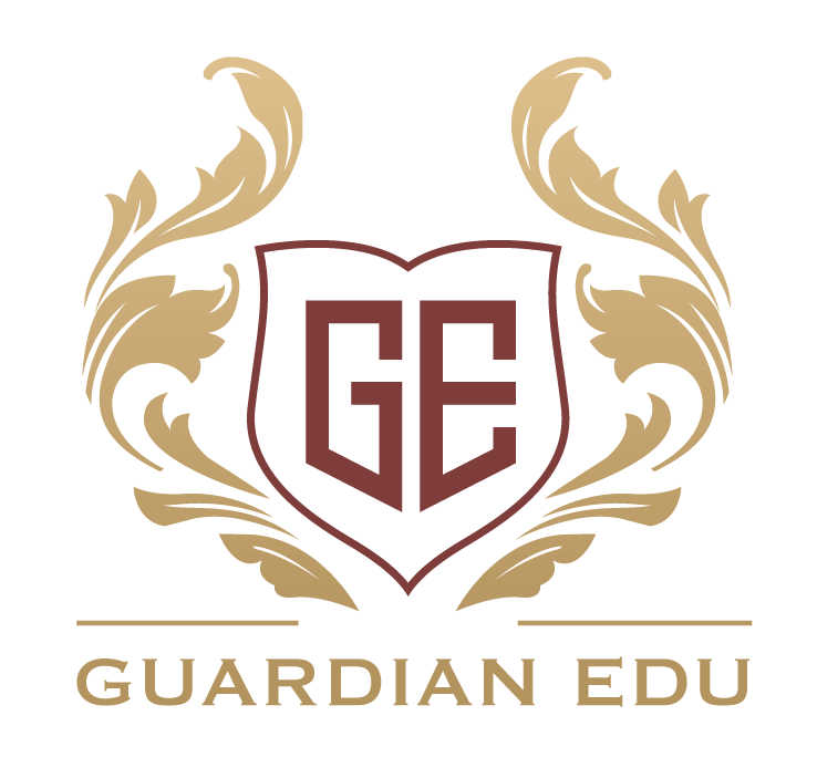 Guardian EDU logo, Mizzou Academy partner