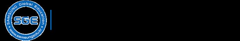 Gangnam Samsung Academy Logo