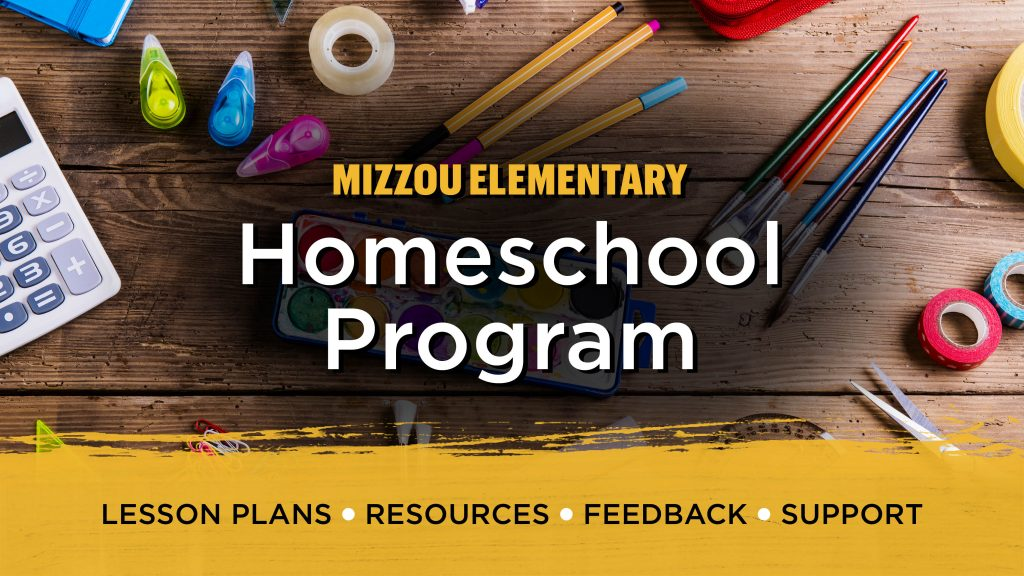 Homeschool Program Graphic