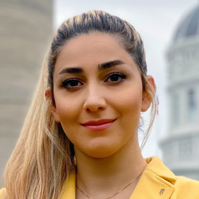 Sepideh Fallahhosseini, ENCORE Team Member