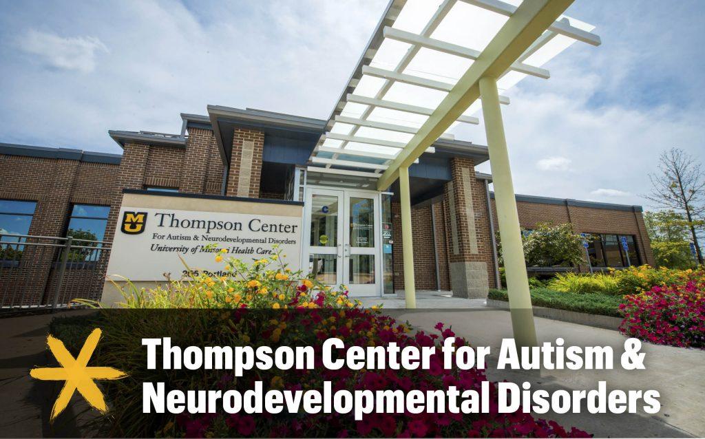 Thompson Center for Autism & Neurodevelopmental Disorders, building exterior photo
