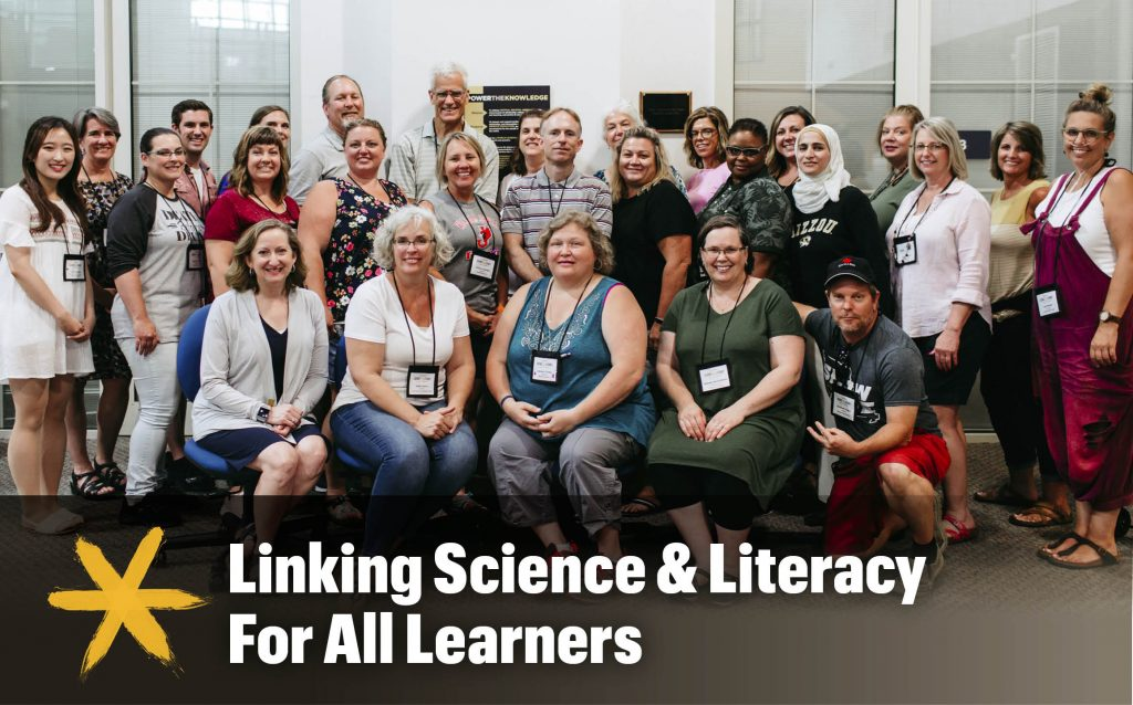 Linking Science & Literacy for all Learners